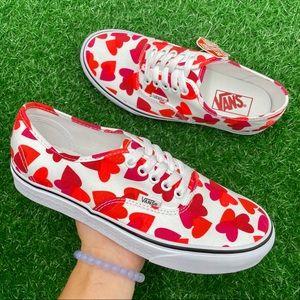 Vans Authentic Valentine Hearts